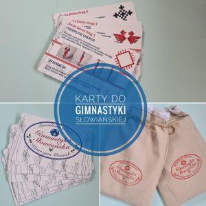 Karty do Gimnastyki Słowiańskiej
