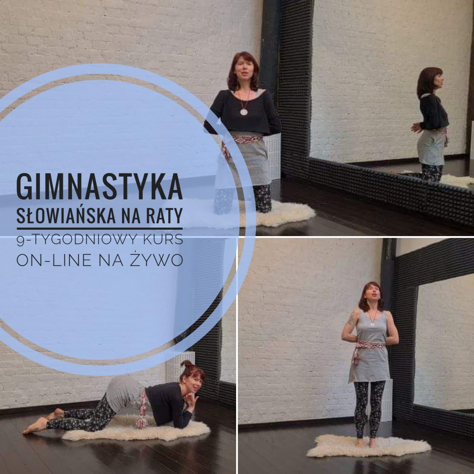 GIMNASTYKA SŁOWIAŃSKA NA RATY (Kurs I stopnia)